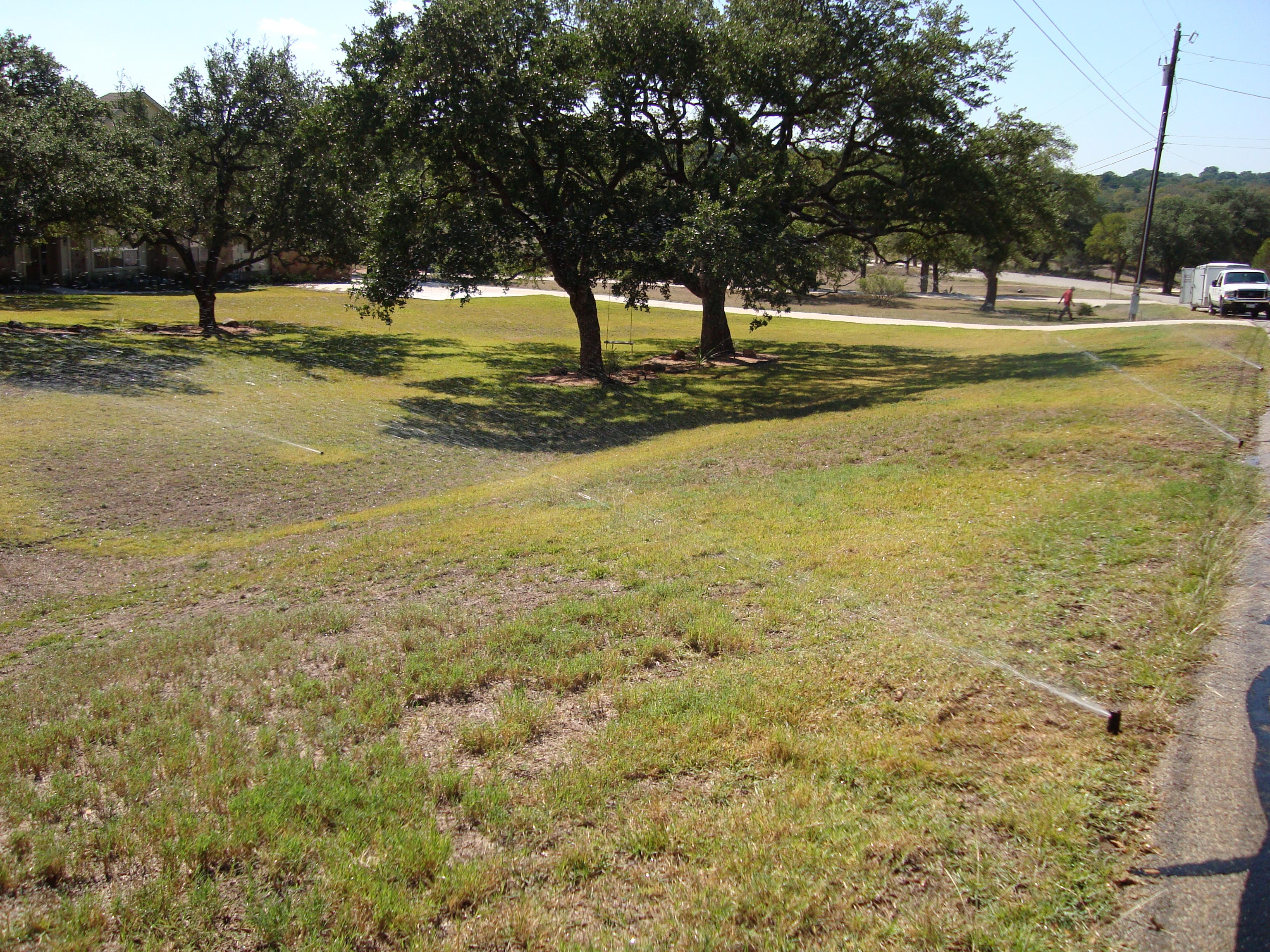 Estimator Cost To Install Sprinkler System